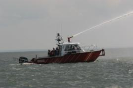 MetalCraft Marine designs and manufactures high speed aluminum fireboats and patrol boats.