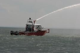 Fire / Rescue 28 High Speed Aluminum Fire and Rescue Boats