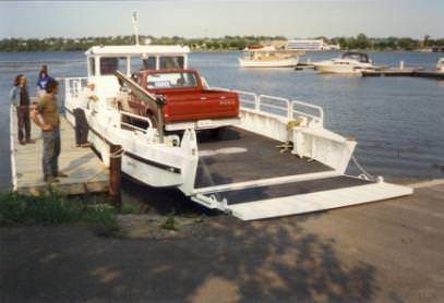 High Speed Aluminum Work Boats Manufactured by MetalCraft Marine