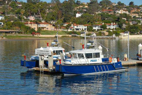Metalcraft Marine High Speed Aluminum Fireboat and Patrol Boat Design and Manufacturer