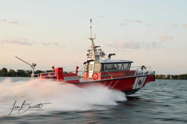 FireStorm 50 – Kuwait Fire Services Directorate