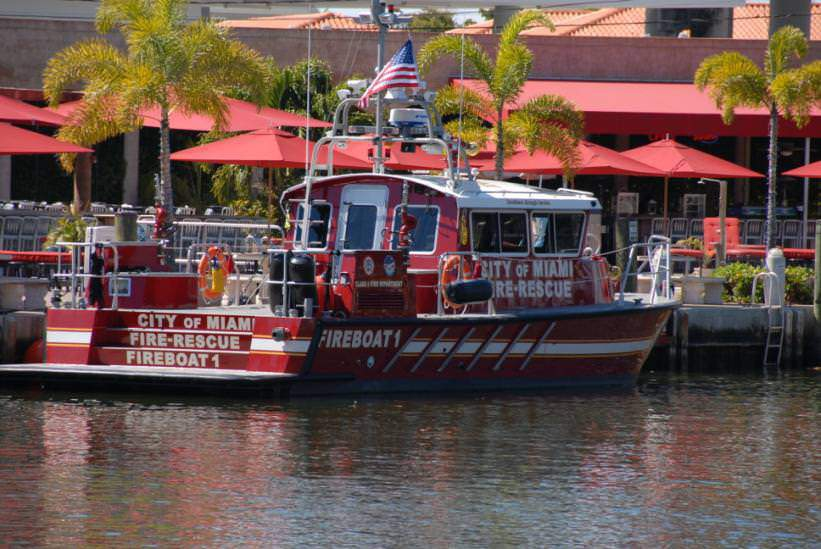 City of Miami — Fireboat 1.